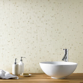 Spa Beige Wallpaper, , large