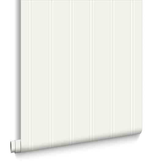 Wide Beadboard Wallpaper, , large