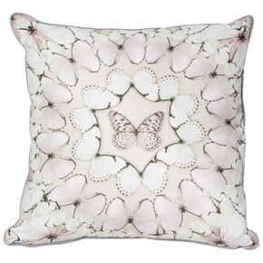 Butterfly Array Cushion, , large