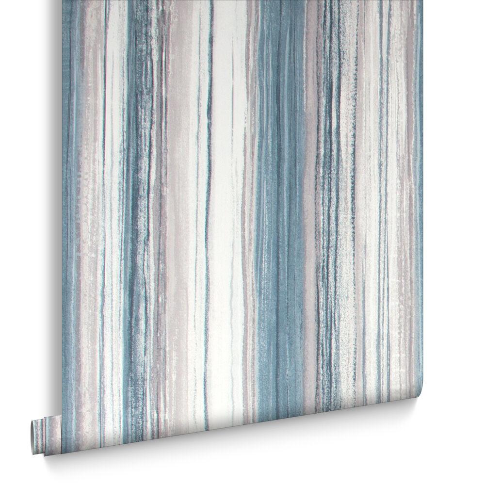 Chelsea Stripe Night Sky Wallpaper, ...