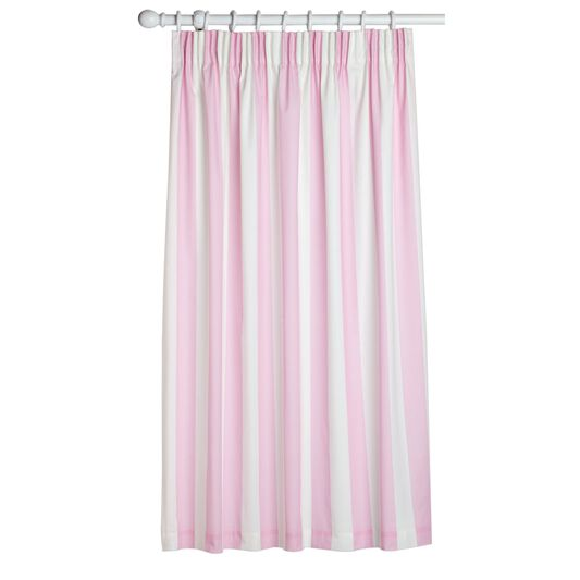 Pink & White Curtains | Graham & Brown