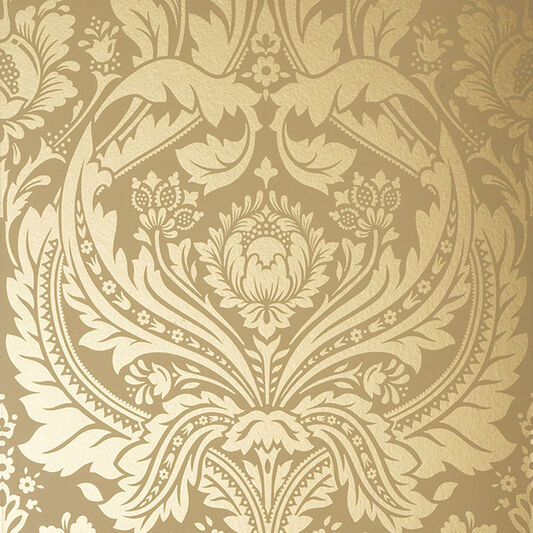 gold amp mustard coloured wallpaper graham amp brown uk