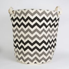 Chevron Basket, , large