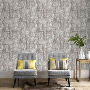 Mineral Stone Wallpaper, , large
