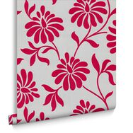 Ophelia Red Behang, , large