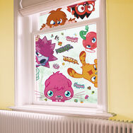 Moshi Monsters Static Window Stickers, , large
