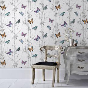 Flutter Forest Wallpaper, , large