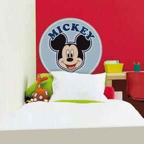 Sticker de tête de lit Mickey, , large