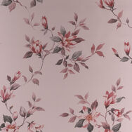 Clemmie Rose Red Wallpaper, , large