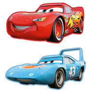 Cars Mini Foam Elements 2pcs, , large