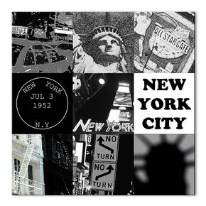 New York City Printed Wall Art, , large