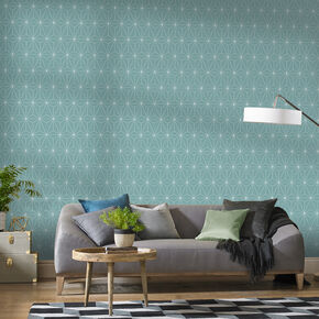 Prism Mint Wallpaper, , large