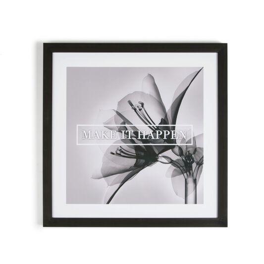 Make It Happen Framed Print, , large