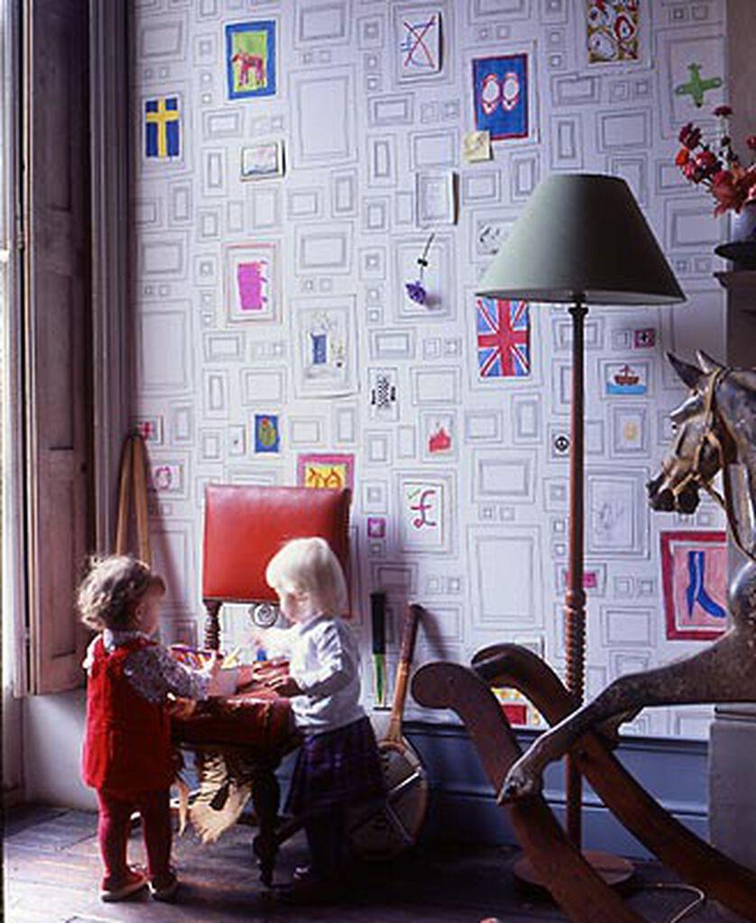 frames black white wallpaper inspire wallpaper. Black Bedroom Furniture Sets. Home Design Ideas