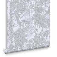 Ubud Shimmer Wallpaper, , large