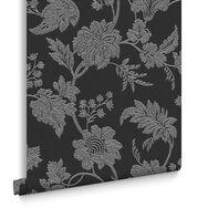 Mystique Black Wallpaper, , large