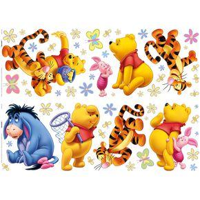 Winnie Puuh Wand-Sticker, , large