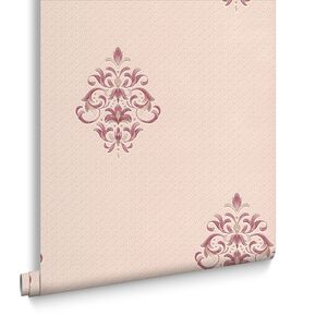 Clemency Ruby Wallpaper, , large
