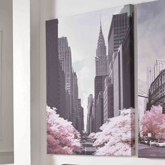 42Nd Street Printed Canvas, , large
