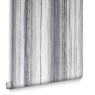 Chelsea Stripe Shadow Wallpaper, , large