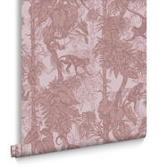 Ubud Blush Wallpaper, , large