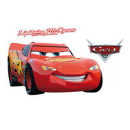 Cars Maxi Sticker, , large