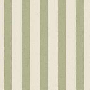 Ticking Stripe Spring Green Wallpaper, , large