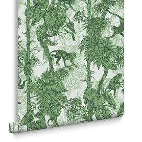 Ubud Palm Wallpaper, , large