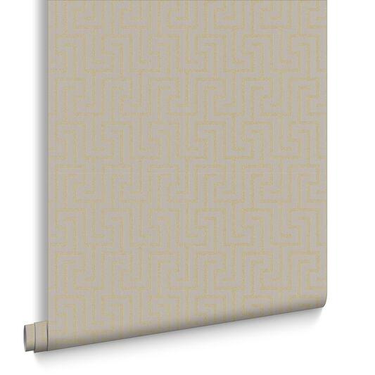 Juan taupe wallpaper grahambrownus for Wallpaper home bargains