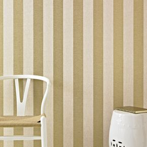 Ariadne Beige and Gold Wallpaper, , large