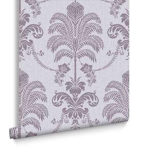 La Palma Lilac Wallpaper, , large