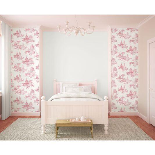 Pink Wallpaper Princess Wallpaper Graham Amp Brown