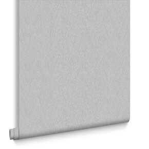 Gabardine Grey Wallpaper, , large