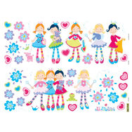 ZiZaZou Wand-Sticker, , large