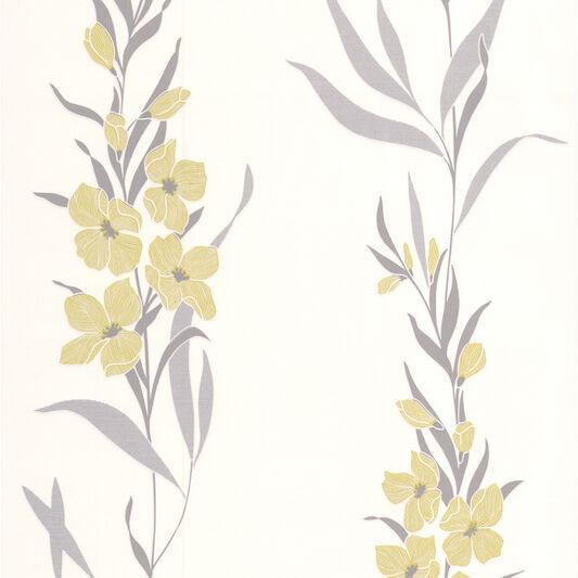 Jardin Green Wallpaper, , large