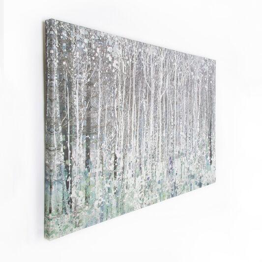 Watercolour Woods Printed Canvas Canvas Prints Graham