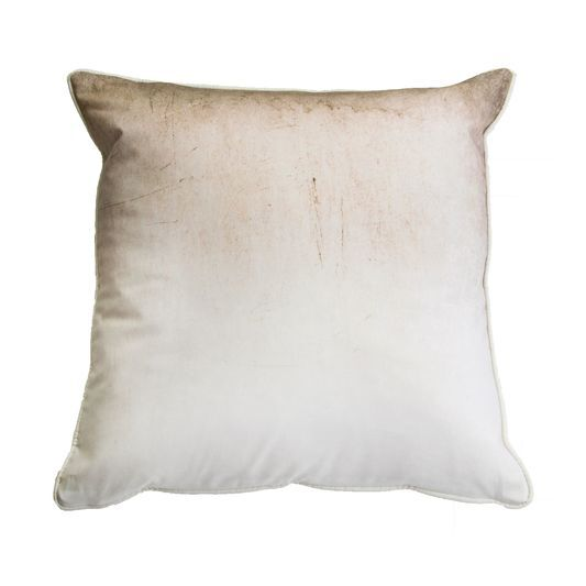 neutral ombre pillow large