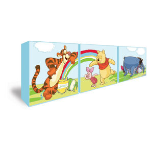 Winnie Puuh Packung mit 3 Kartonkunst, , large