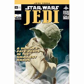 Star Wars Jedi Leinwand, , large
