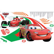 Cars 2 Large Wall Sticker, , large