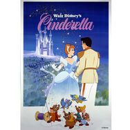 Cinderella 1981 Bedruckter Canvas, , large