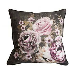 Bloom Floral Bouquet Cushion, , large