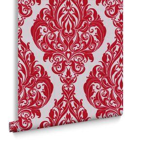Kinky Vintage Scarlet Starlet Wallpaper, , large