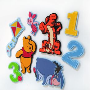 Winnie the Pooh Mini Foam Elements 24pcs, , large