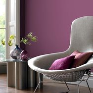 Rossini Plum - Paint by Graham & Brown, , large