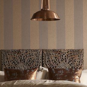 Bronzed Copper Pendant Light, , large