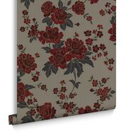 Kensington Red et Taupe, , large