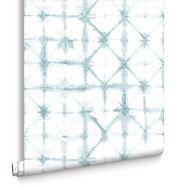 Indigo Aqua Wallpaper, , large