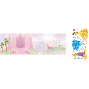 Princess Interactive 3D Stickers, , large