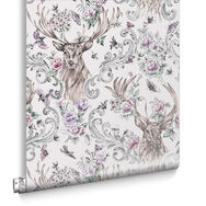Stag Behang, , large